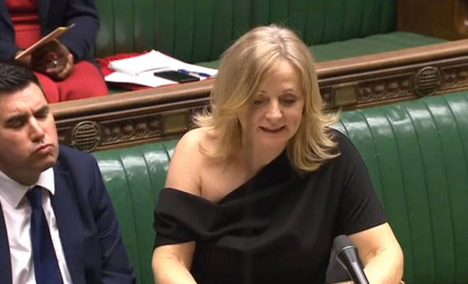 Tracy Brabin was forced to defend her outfit on Tuesday