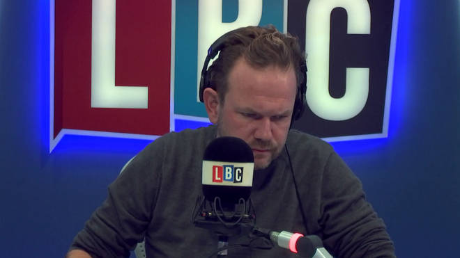 James O'Brien was moved by Kieron's comments on the Grenfell Inquiry