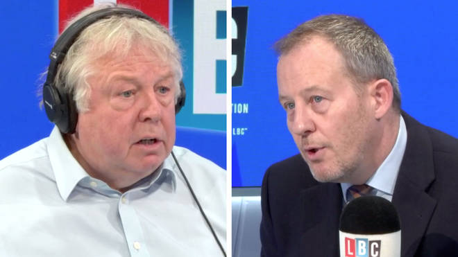 Nick Ferrari had a very tense interview with an Extinction Rebellion spokesperson