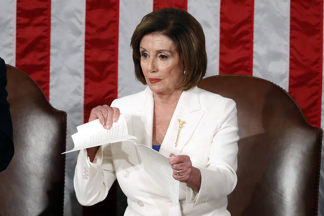 Nancy Pelosi has been a key force behind the impeachment process
