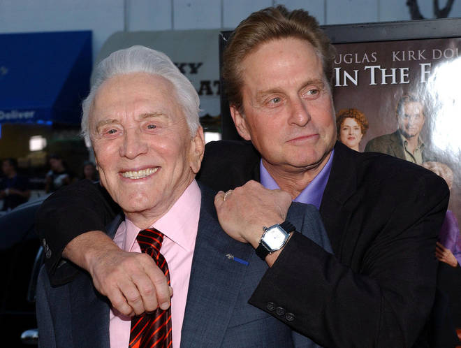 Kirk Douglas has died at the age of 103