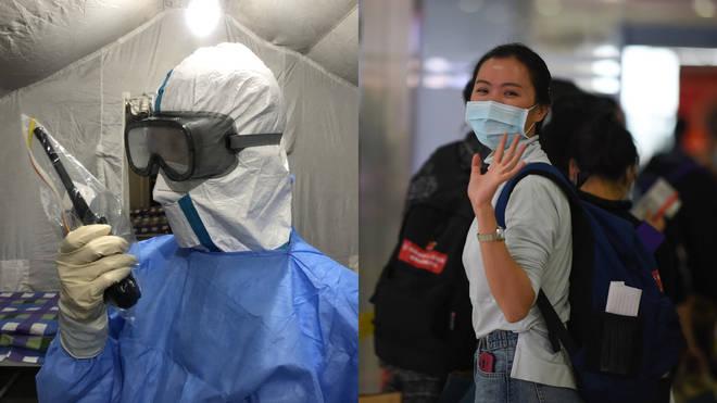 The spread of coronavirus across China continues