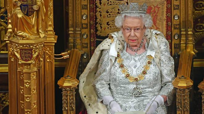 The Queen has been in power for 68 years