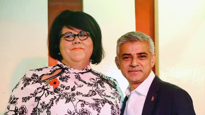 Amy Lame is the Mayor's night czar