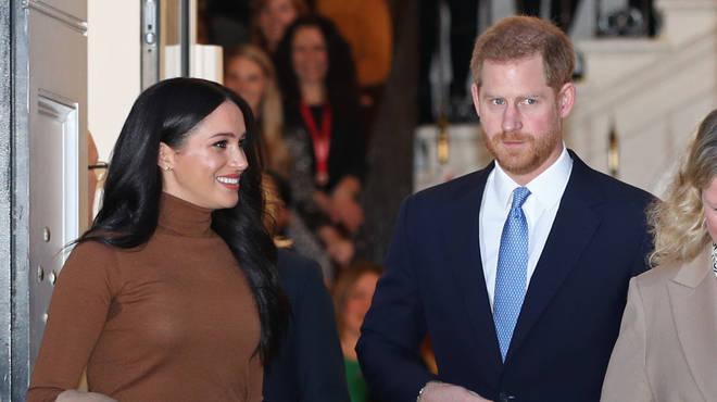 The Duke and Duchess of Sussex stepped back from Royal duties