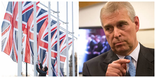 Prince Andrew will celebrate his 60th birthday on February 19