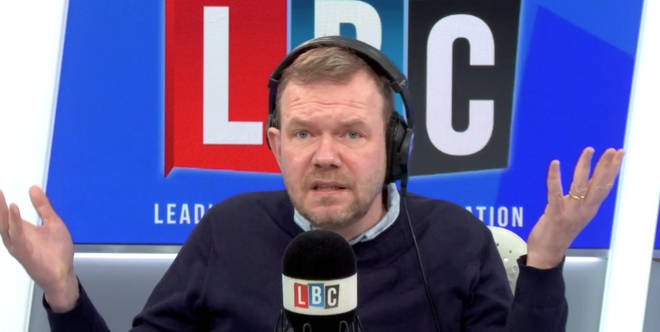 James O'Brien got increasingly baffled by the calls he got on EU laws