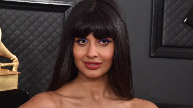 Jameela Jamil made the announcement on Twitter