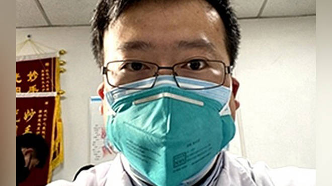 Doctor Li Wenliang has died of coronavirus