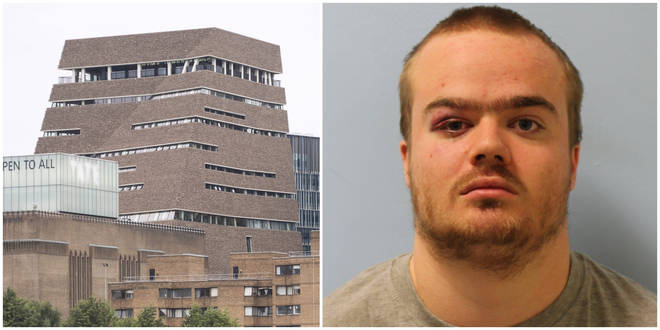 Jonty Bravery told carers of his plans to push someone off a building, it has been claimed