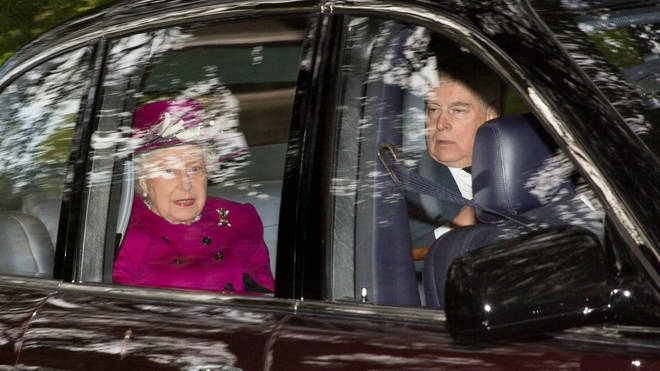 It is custom for the Queen's children to have flags raised on their birthdays