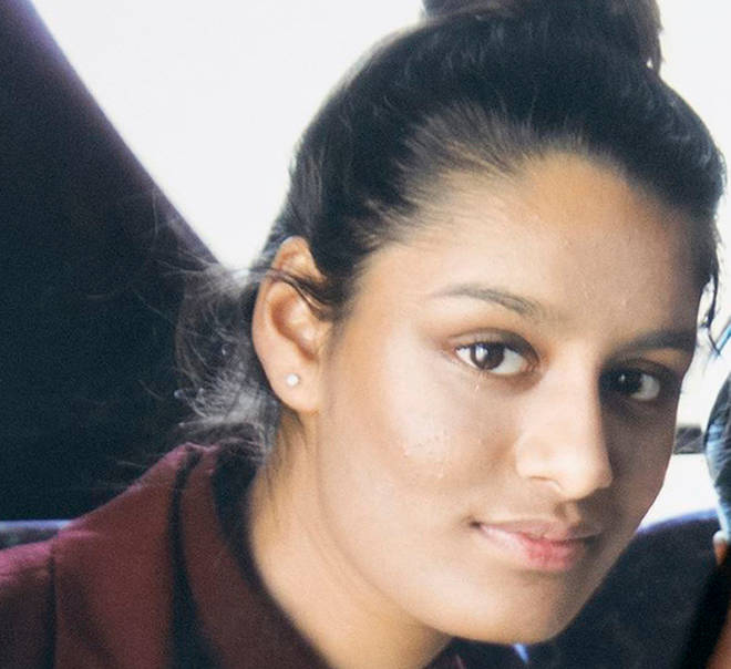 Shamima Begum left the UK for Syria in February 2015