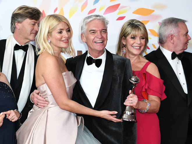 Phillip Schofield has presented This Morning since 2002