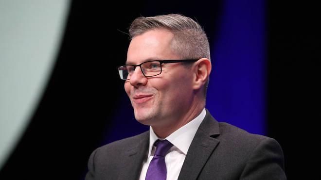 Another man has come forward alleging that former Scottish finance secretary Derek Mackay sent him
