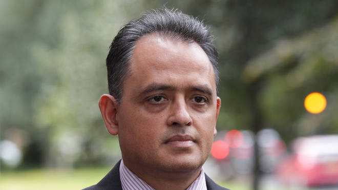 Former GP Manish Shah who was jailed on Friday