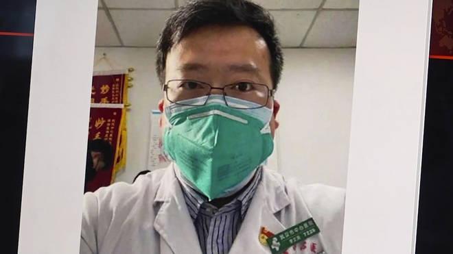 Li Wenliang died earlier this week