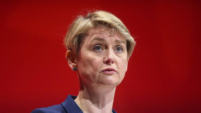 The former Tory candidate was jailed for sending threatening messages about Yvette Cooper