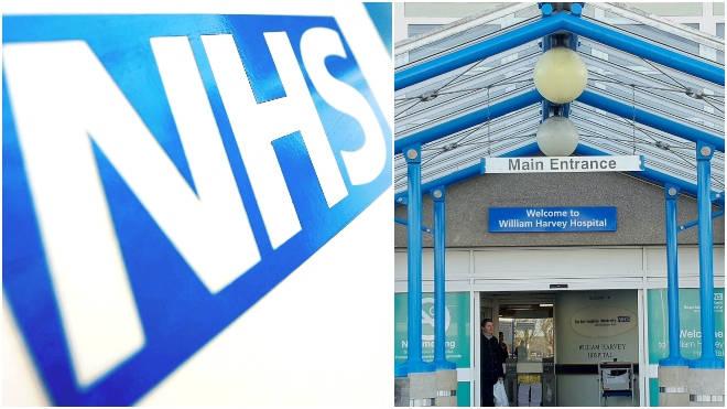 William Harvey Hospital staff allegedly assaulted an elderly patient with Alzheimer's