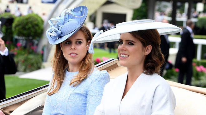 Princesses Beatrice and Eugenie are reportedly favourites to fill the gaps left by the Duke and Duchess of Sussex