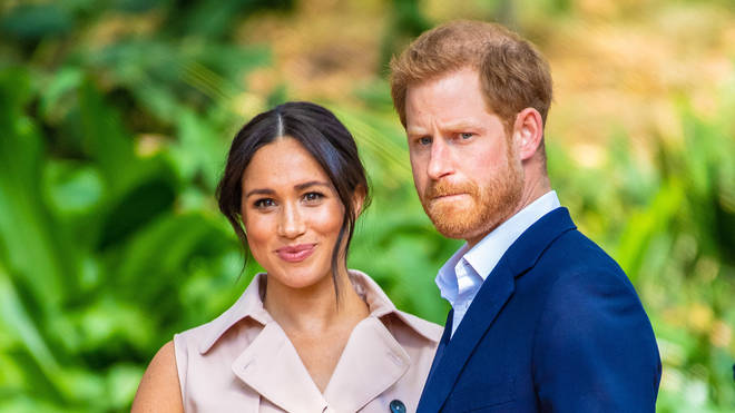 The Duke and Duchess of Sussex have stepped back from duties
