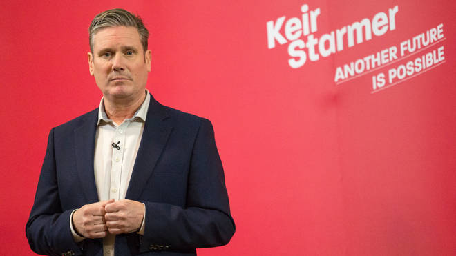 Sir Keir Starmer's mother-in-law passed away on Saturday