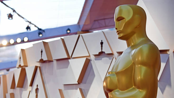 The Oscars are being held in Los Angeles