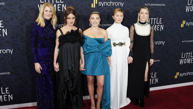 Many of the Little Women stars are nominated