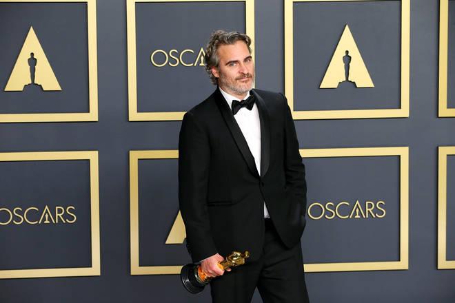 Joaquin Phoenix won Best Actor for his role as the Joker in Joker