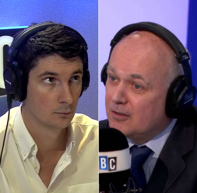 Tom Swarbrick spoke to Iain Duncan Smith