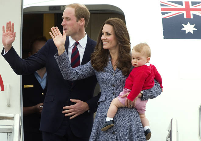 Kate and William are reportedly preparing to make another trip Down Under