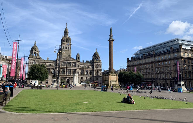 Glasgow has been named as the worst city in the UK to live in