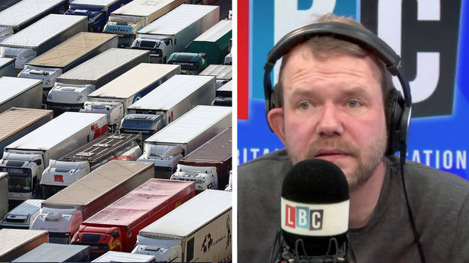 James O'Brien heard from someone who will go out of business after Brexit