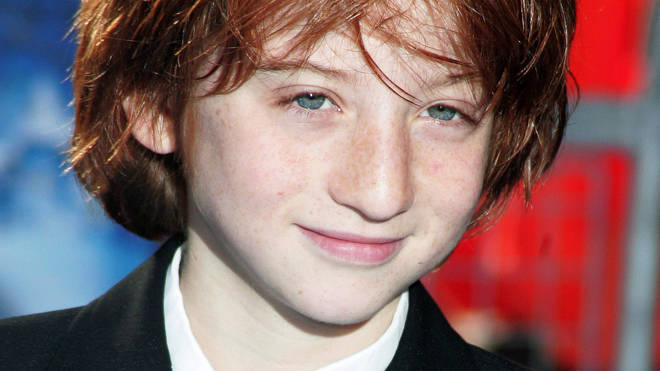 Mr Coleman starred aged 11 opposite Emma Thompson and Colin Firth in the 2005 family film