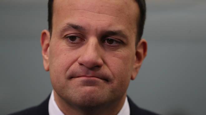 Taoiseach Leo Varadkar's Fine Gael was the big loser