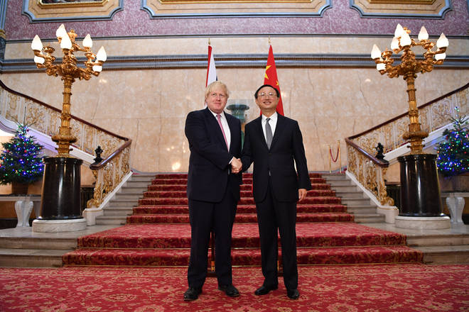 PM welcomes Chinese State Councillor