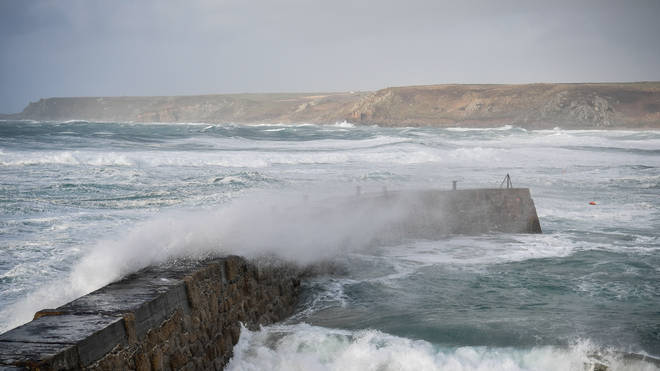 Storm Dennis is expected to bring further gusts to the UK this weekend