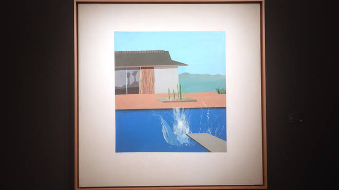 The Splash sold at Sotheby's on Tuesday