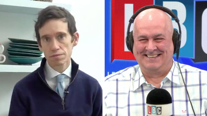 Iain Dale spoke to Rory Stewart about his 'Come kip with me' stunt