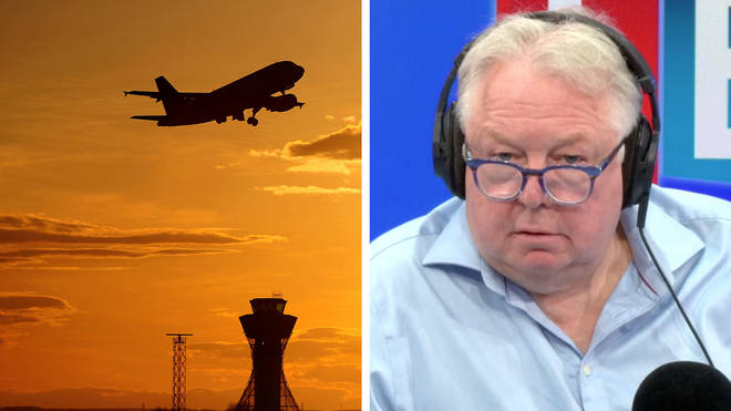 Nick Ferrari spoke to the lawyer for some of the deportation flight