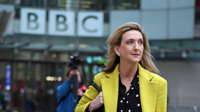Victoria Derbyshire's show is being axed later this year