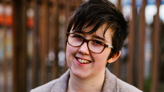 Lyra McKee was shot dead during riots in Londonderry last year