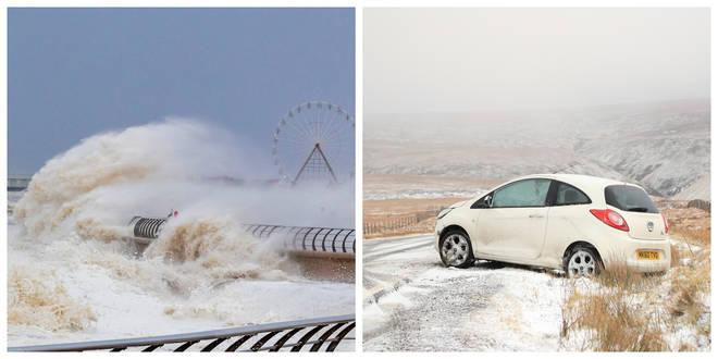 Storm Ciara wreaked havoc across the UK last weekend