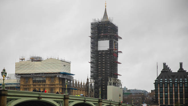 More cash is needed to repair the iconic Elizabeth Tower in Westminster