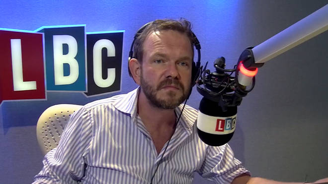 James O'Brien got angry after hearing from Nick