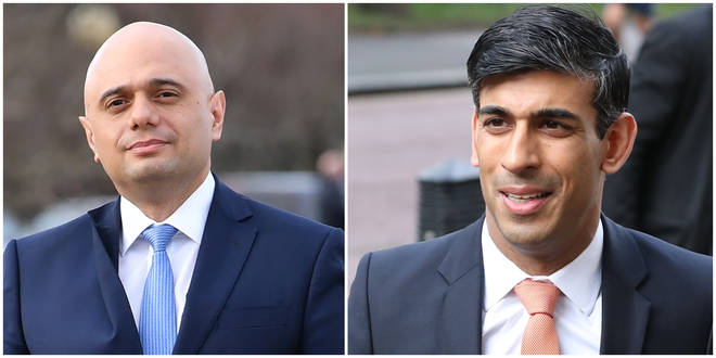 Rishi Sunak has replaced Sajid Javid after he resigned as Chancellor
