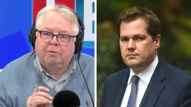 Nick Ferrari questioned Robert Jenrick about the new coal mine
