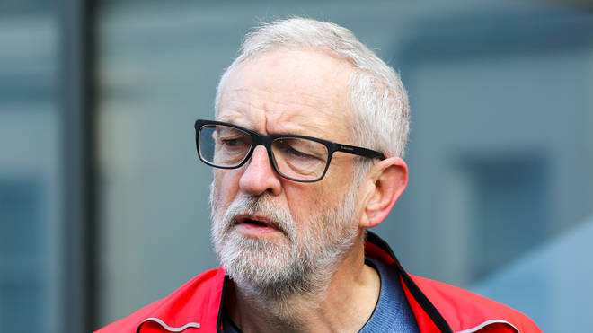 Jeremy Corbyn saw his party's worst election defeat since 1935