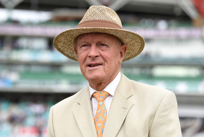 Sir Geoffrey Boycott captained England and Yorkshire in his cricket career