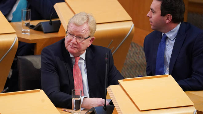 Jackson Carlaw heralded a 'decent, generous' Conservatism following his win
