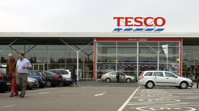 Tesco is currently under investigation